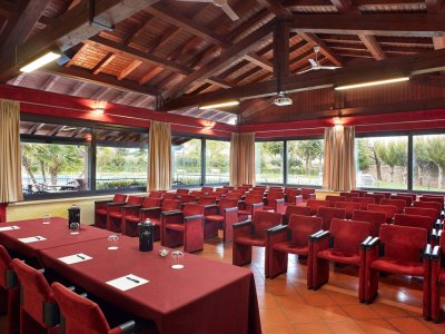 Sala Club House da 77mq